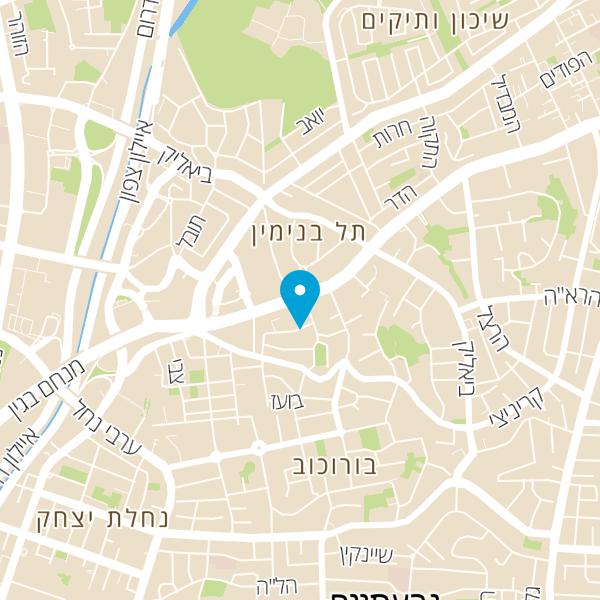 מפה של אם טי מוביל MT MOBILE