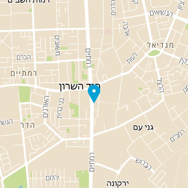 מפה של צ'ופ צ'ופ