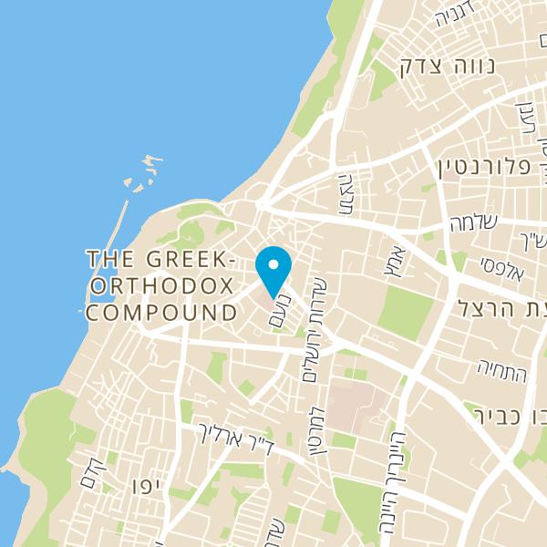 מפה של בורגר בר המלכה