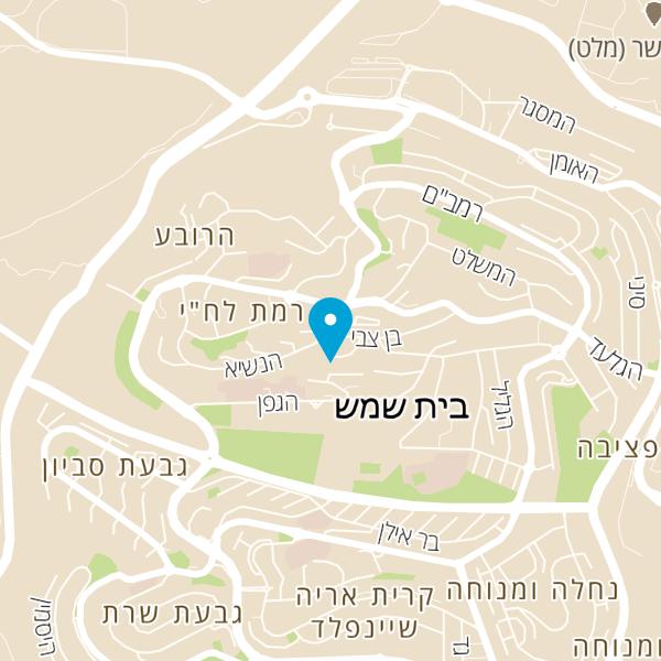 מפה של מפגש דקר