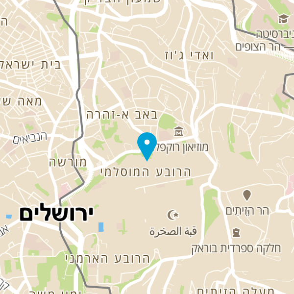 מפה של דאר אלדווא