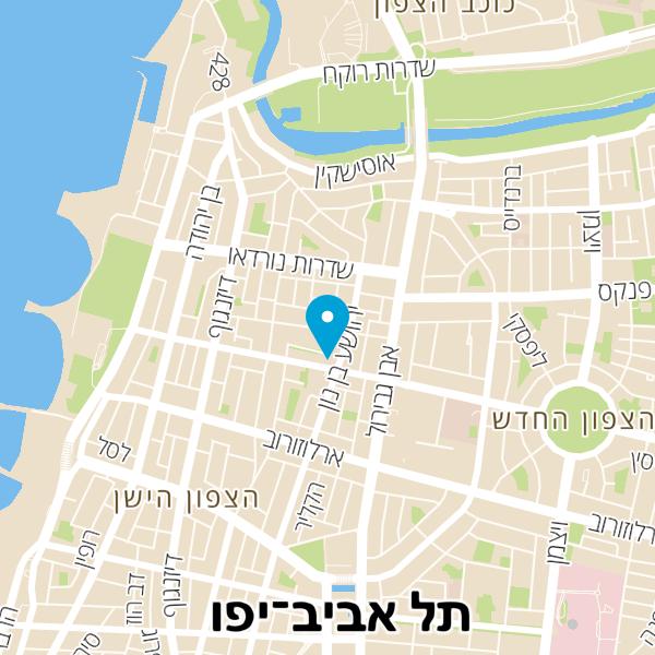 מפה של רוסטיקו