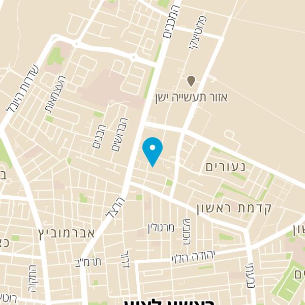 מפה של ג'אנגו