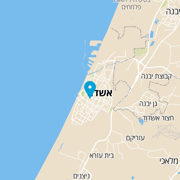 מפה של אברהם שחר