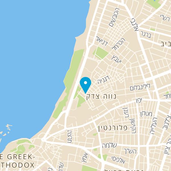 מפה של אודי בייק