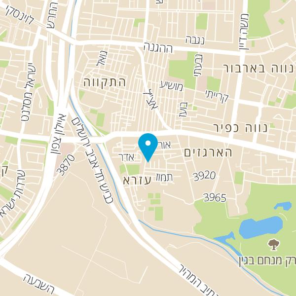 מפה של האופה מבגדד
