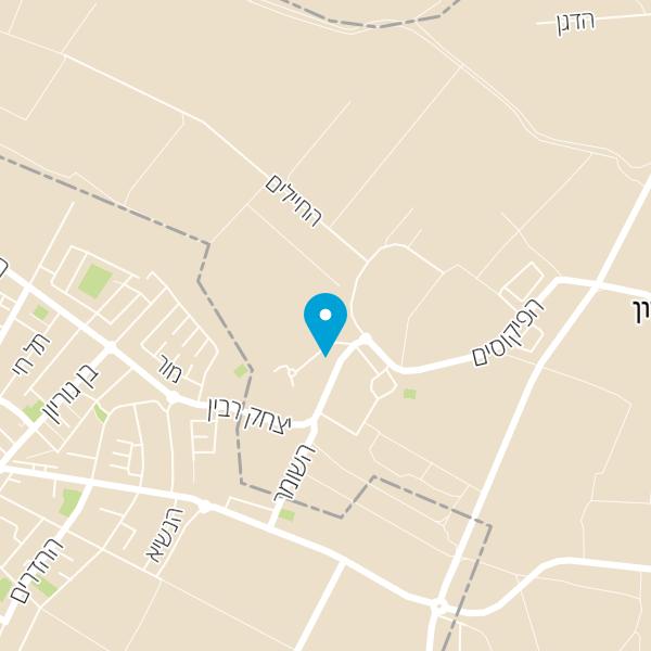 מפה של ג'ויס מסעדה כפרית