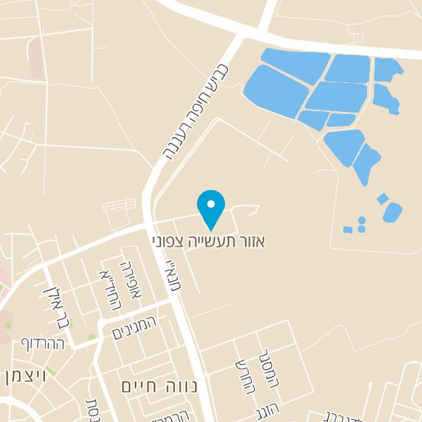 מפה של מוסך היהלום