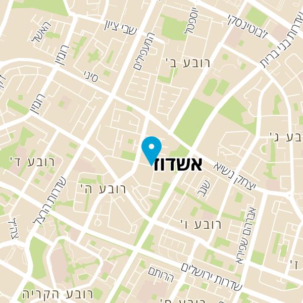 מפה של אורי אטיאס בע מ