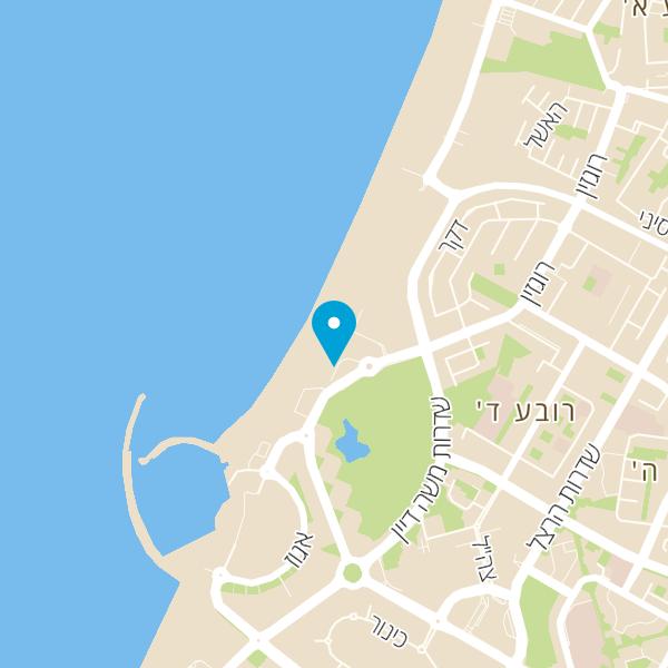 מפה של שאנטי על המים