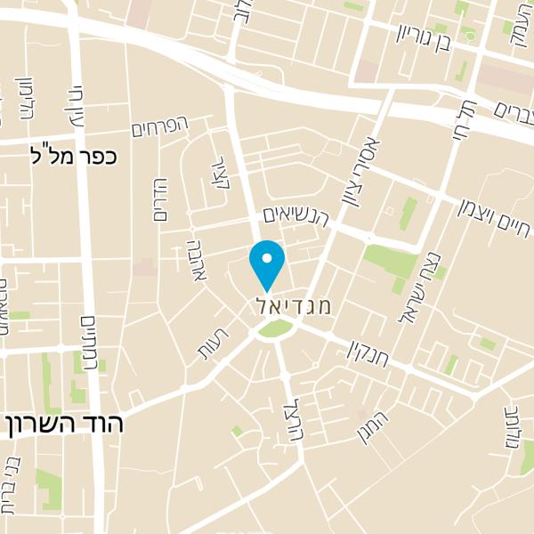 מפה של מכבי פארם