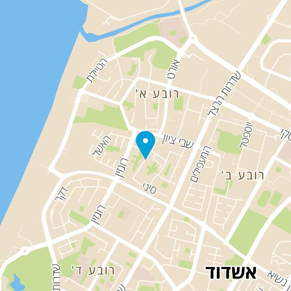 מפה של קטע קפה KetA Cafe
