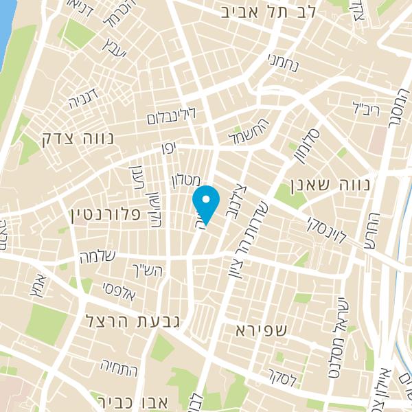 מפה של אופניים בעלייה