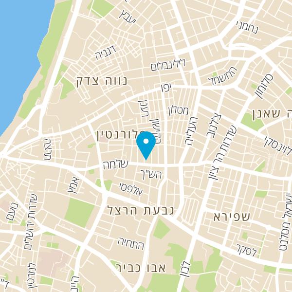 מפה של שאפל בר