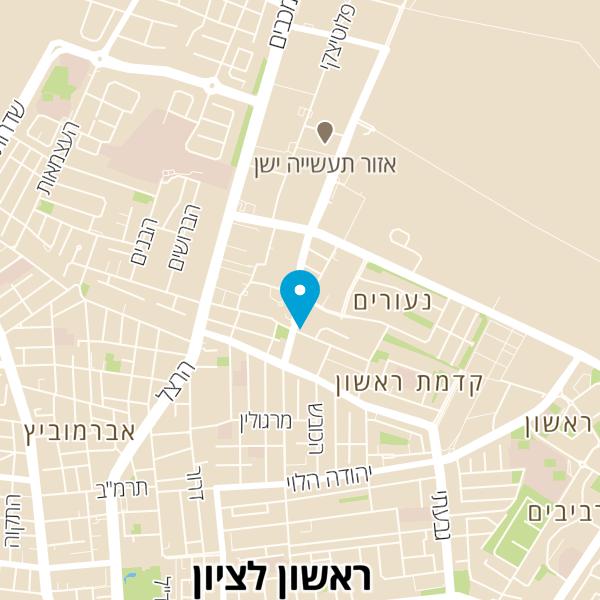 מפה של שיפודי נתנאל