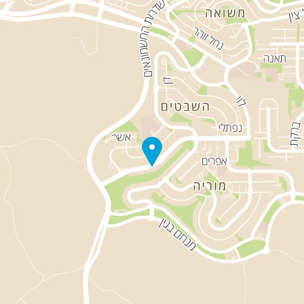 """מפה של בירמן נעם ד""""ר"""