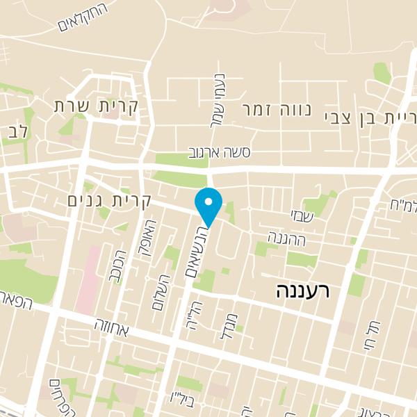 מפה של פסי רינה