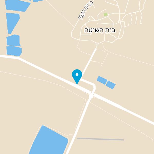 מפה של מסעדת טורעאני