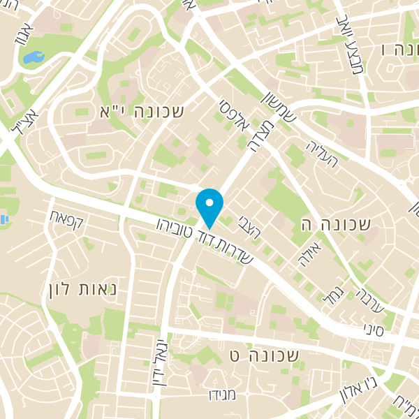 מפה של Neot Meat Bar