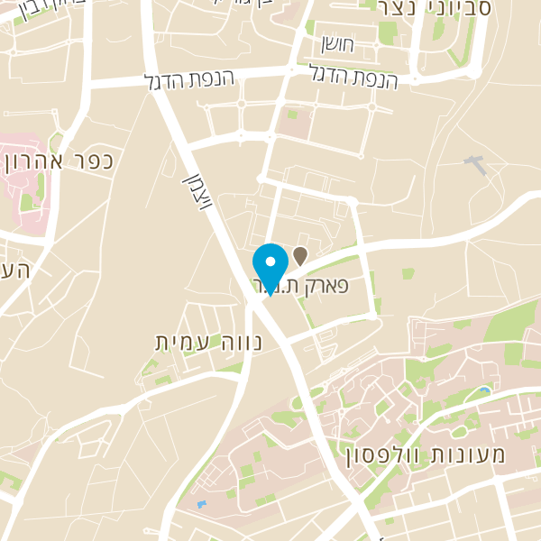מפה של שפיגל בר