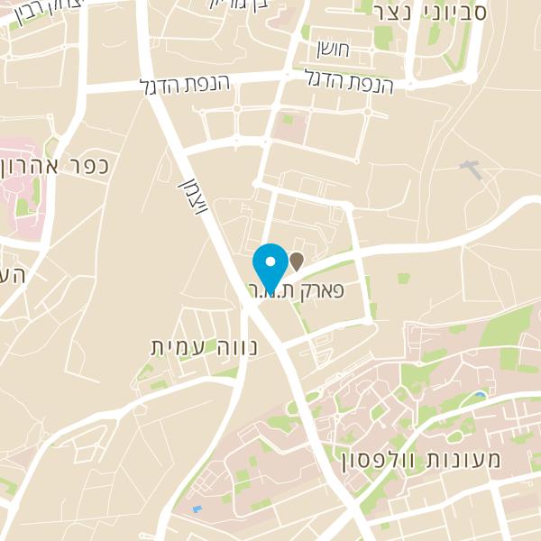 מפה של שפילד