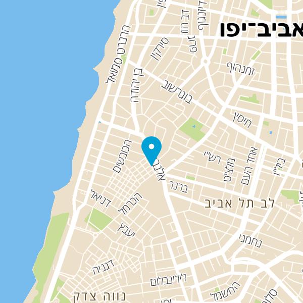מפה של אלבייק
