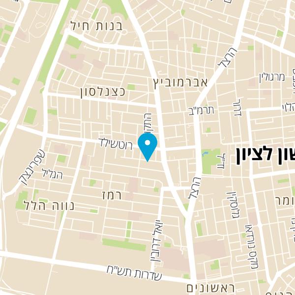 מפה של בורגר סטורי