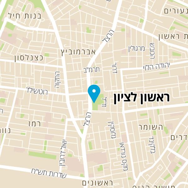 מפה של חנהל'ה