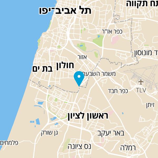 מפה של פארק פרס