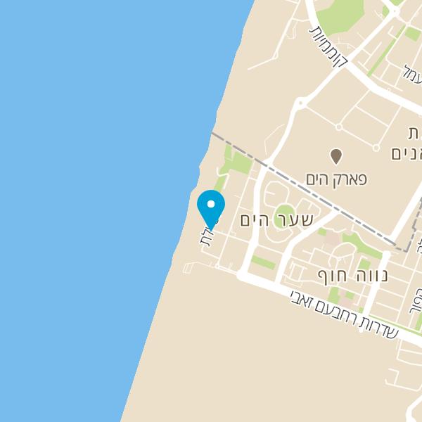 מפה של בני הדייג