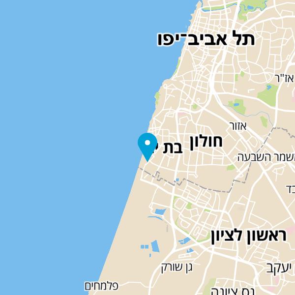 מפה של גידי אברהמוב