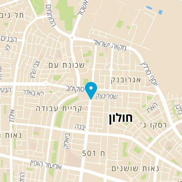 מפה של פיטרו