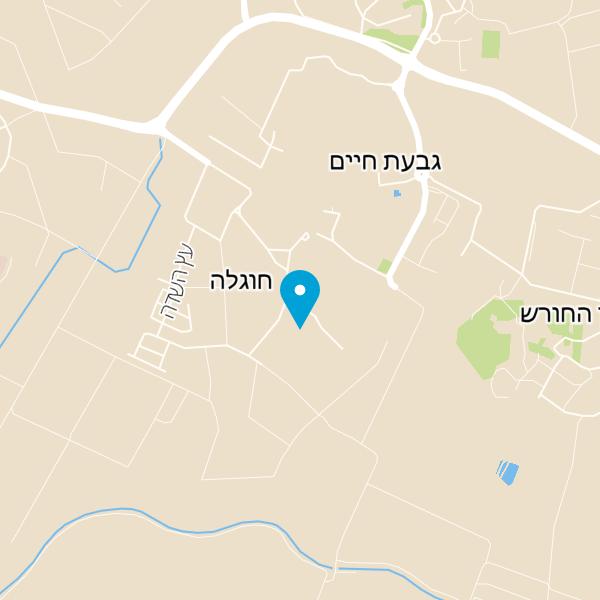 מפה של אצל עילי