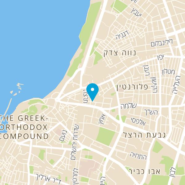 מפה של אורבן בייקרי
