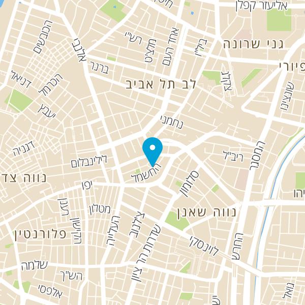 מפה של Taqueria