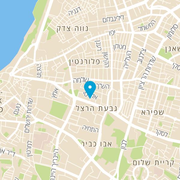 מפה של Pimp my bike