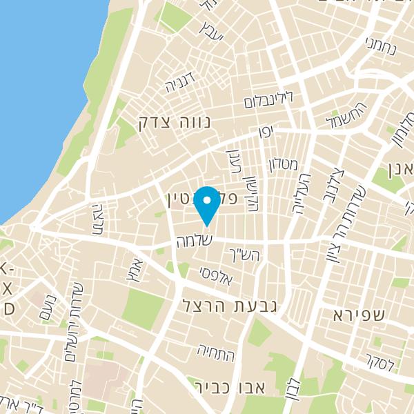 מפה של סלטוסט
