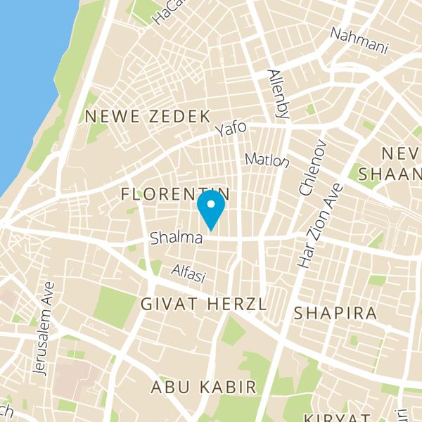 מפה של Shuffle