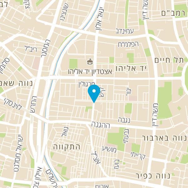 מפה של אליהו
