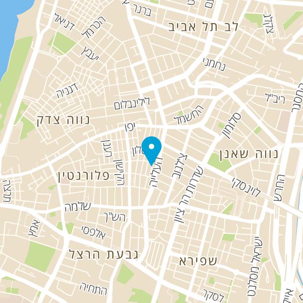 מפה של אוזריה