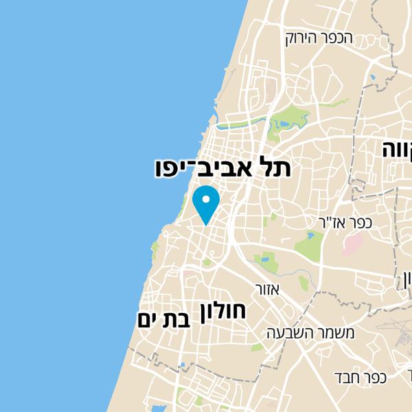 מפה של מוזיאון ההגנה