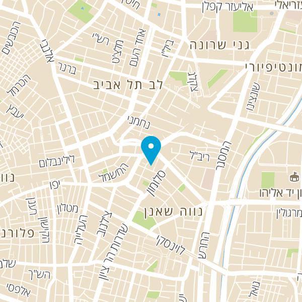 מפה של אמנון בן שושן ושות'