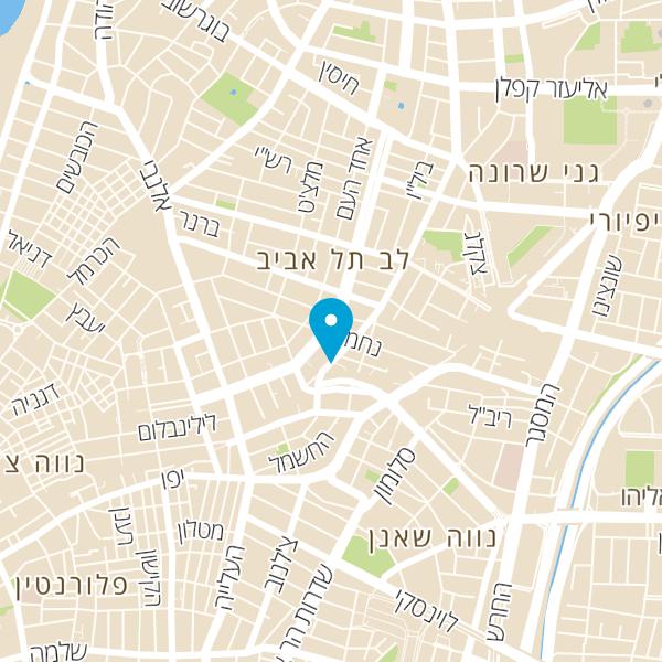 מפה של ILAN'S