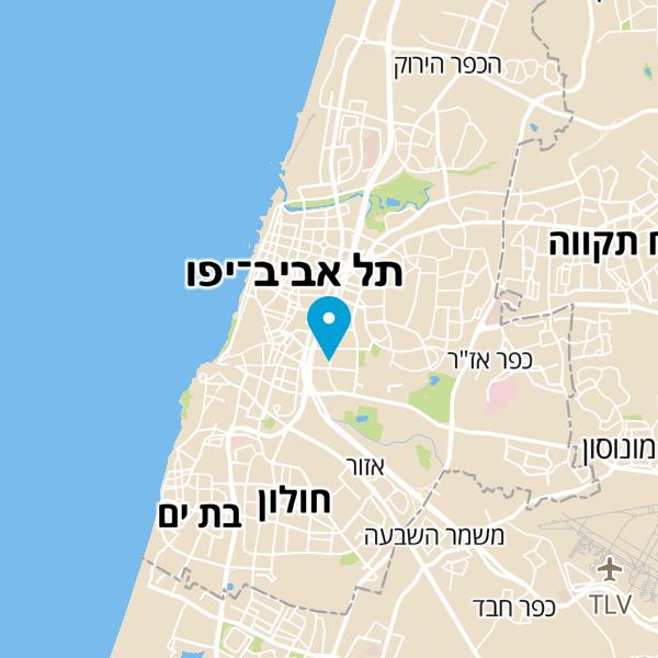 מפה של שור מנעולים