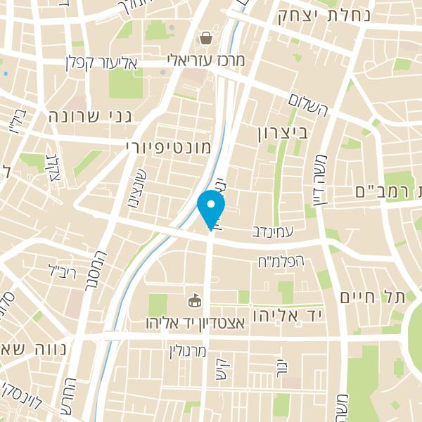 מפה של Coffee Street
