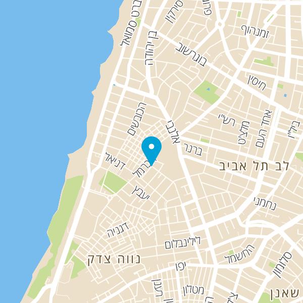 מפה של בסטה בר ברק