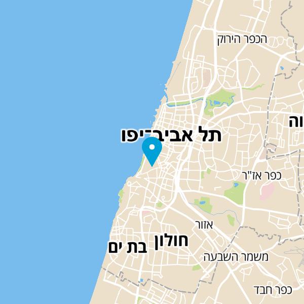 מפה של S.Y שירותי מחשוב