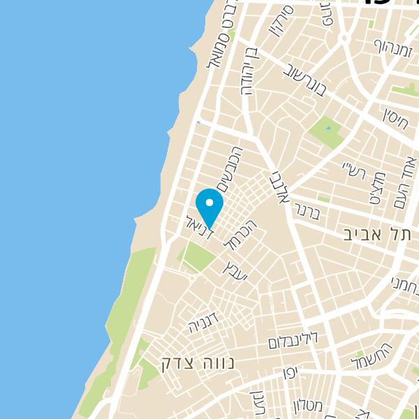 מפה של לילה