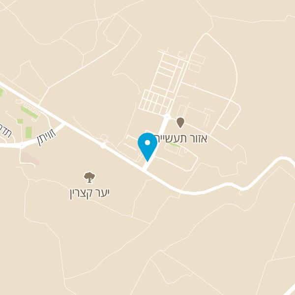 מפה של ברוהאוס הגולן