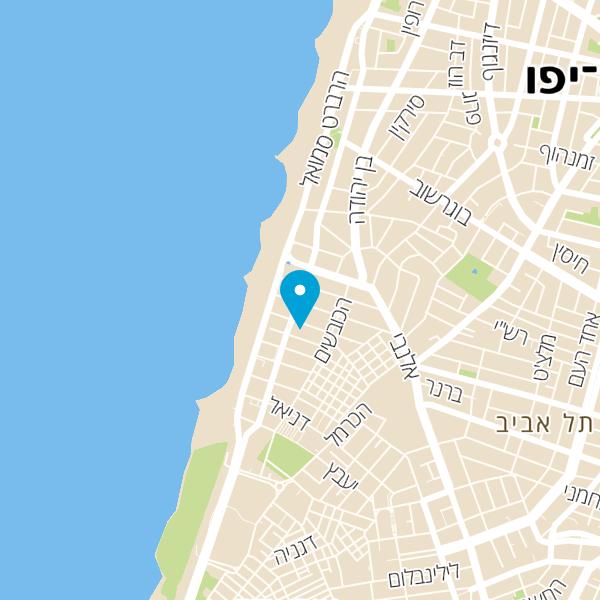 מפה של Wefix.bike